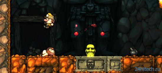Limbo и Spelunky выйдут на PlayStation Vita
