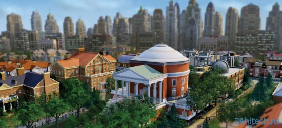 Первые оценки SimCity
