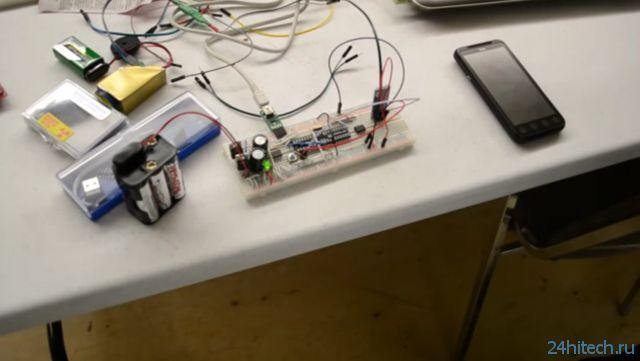 АРОС - детектор гамма-излучения (3 фото)