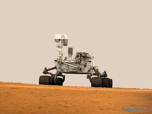 Curiosity остался без связи с Землей до начала мая