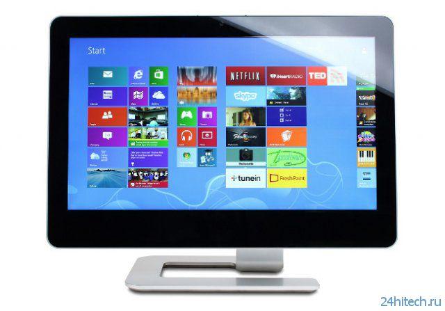 CyberPowerPC Zeus Touch - новые десктопы на Windows 8