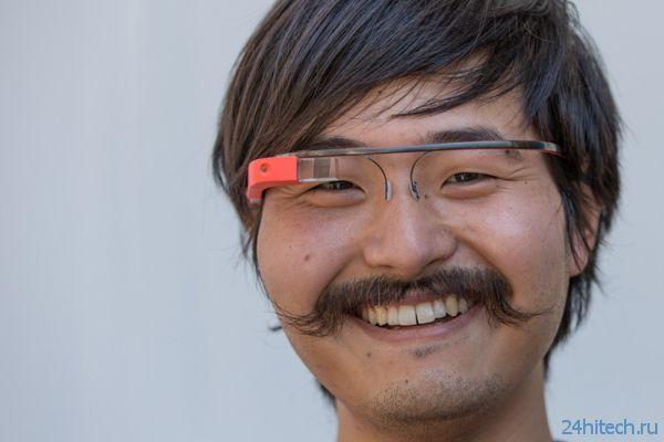 """Google Glass """"разлочили"""" всего за несколько часов"""