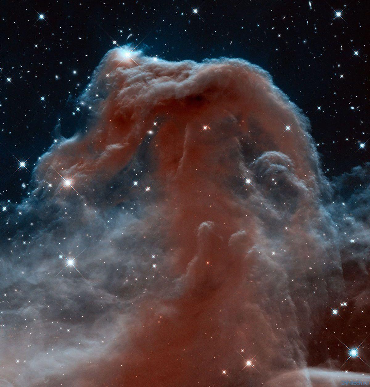 Хаббл сделал потрясающую фотографию на свой 23 день рождения