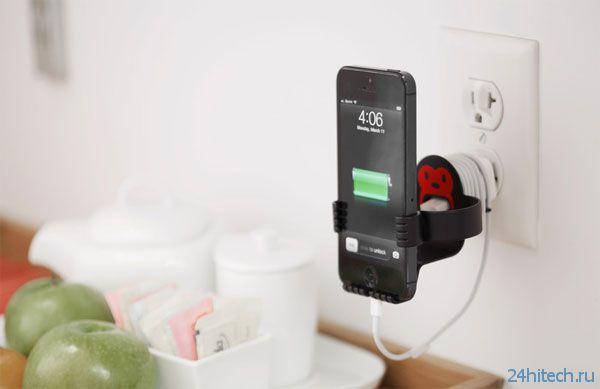 MonkeyOh - удобная зарядка для смартфона