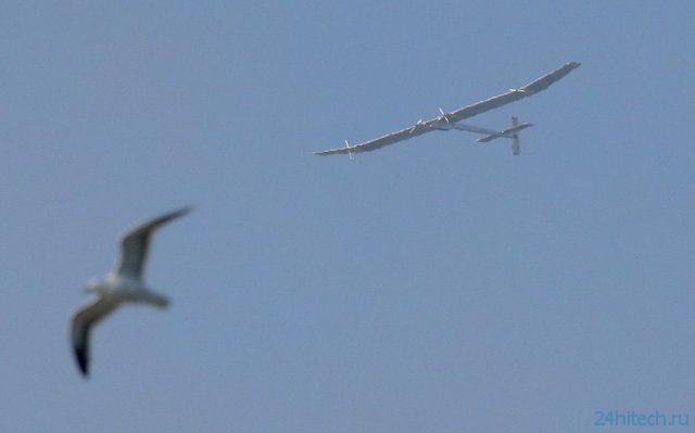 Solar Impulse готовится к кругосветному полету (9 фото)