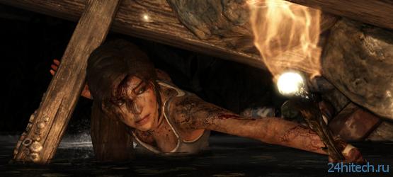 Tomb Raider и BioShock Infinite подняли британские продажи в марте