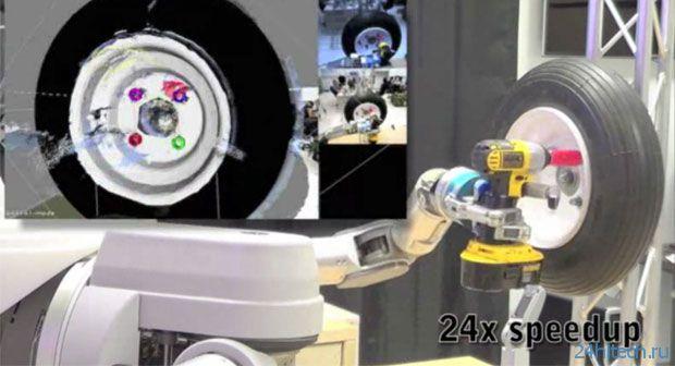 Универсальный промышленный робот от DARPA