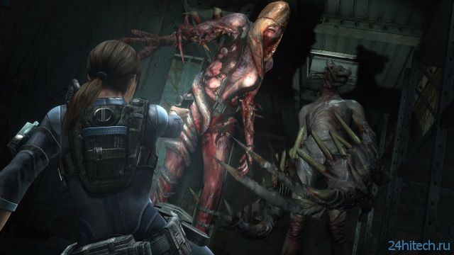 В Steam начался прием заказов на Resident Evil: Revelations