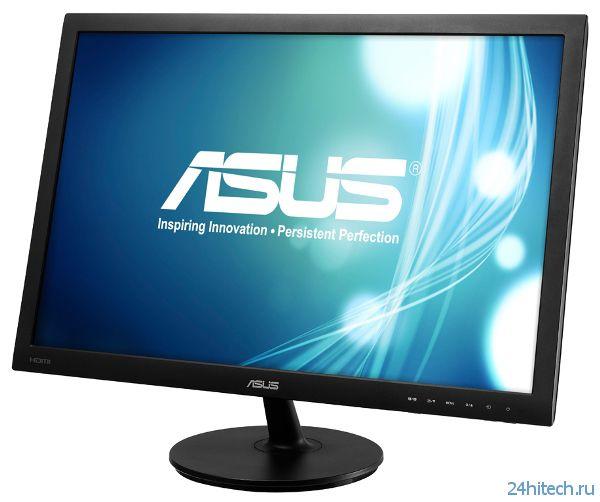 ASUS VS24AH - 24-дюймовый IPS-монитор с соотношением сторон 16:10