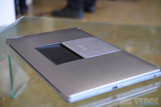 Acer Aspire R7: абсолютно новый подход к лэптопам