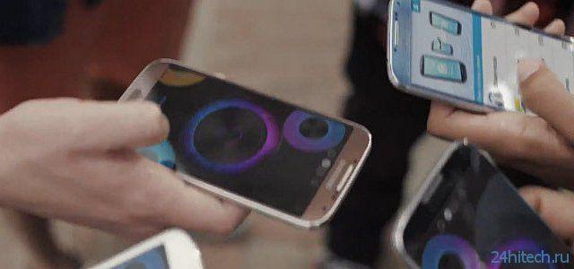 Анонсирован коричневый Samsung Galaxy S4 (видео)