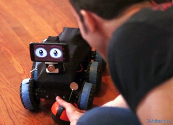 Детский робот Fenn (видео)