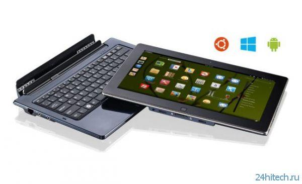 Ekoore Python S3 — мультисистемный гибридный планшет