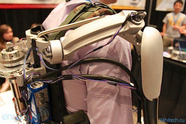 Экзоскелет TitanArm (13 фото + видео)