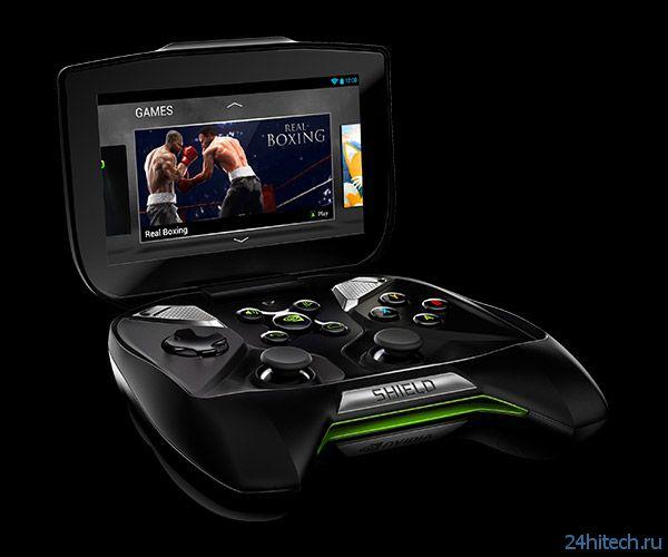 Игровая консоль от Nvidia (видео)