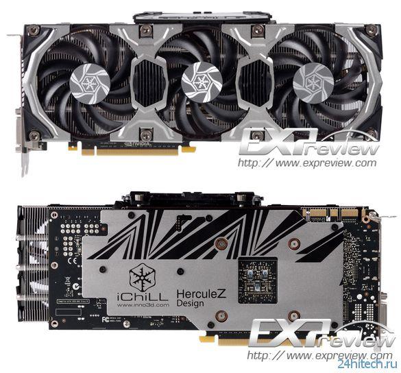Inno3D GeForce GTX 780 из серии iChiLL с кулером HerculeZ 3000