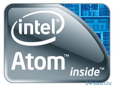 Intel выпустит три новых 22-нанометровых процессора Atom