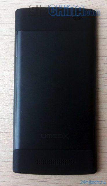 Китайцы показали самый тонкий смартфон - Umeox X5 (9 фото)
