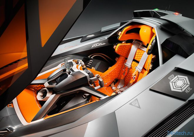 Команда Lamborghini обезумела