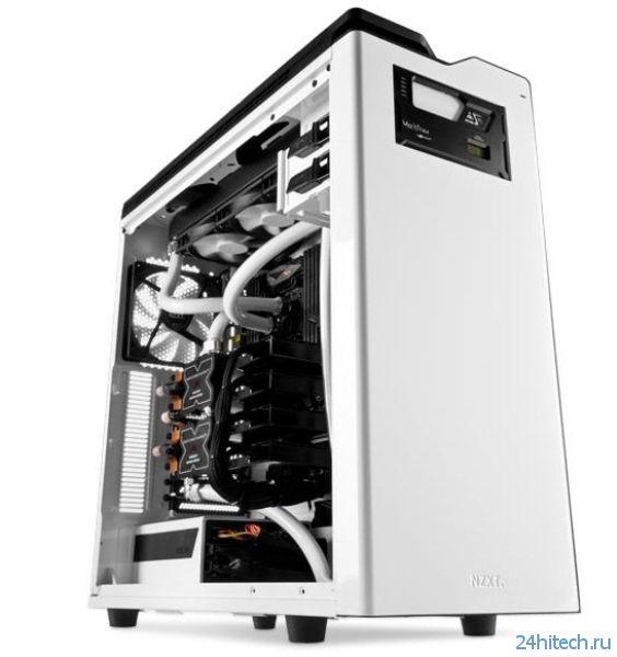 Корпус Nzxt H630 способен вместить до 11 вентиляторов и материнские платы формата XL-ATX