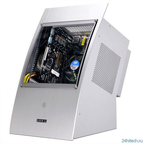Корпус для ПК Lian Li PC-Q30 имеет необычную форму