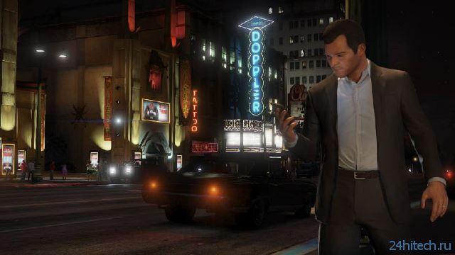 Масса новых подробностей GTA 5