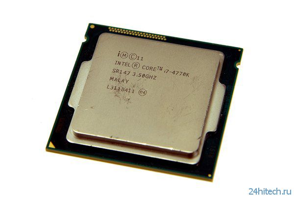 Материнская плата MSI Z87-G45 Gaming протестирована с процессором Intel Core i7-4770K Haswell