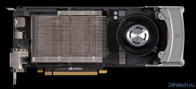 NVIDIA официально представила новую флагманскую видеокарту GeForce GTX 780