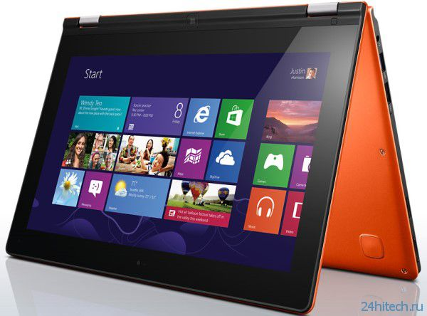 Оригинальный ультрабук Lenovo Yoga 11S доступен для предзаказа по цене 9,99