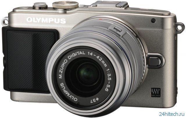 PEN Lite E-PL6 - бюджетный фотоаппарат от Olympus (5 фото)