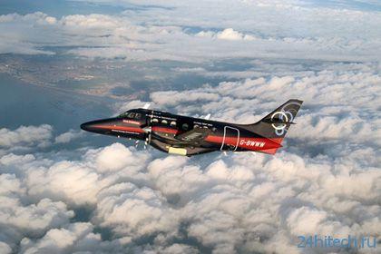 Пассажирский беспилотник совершил первый полет