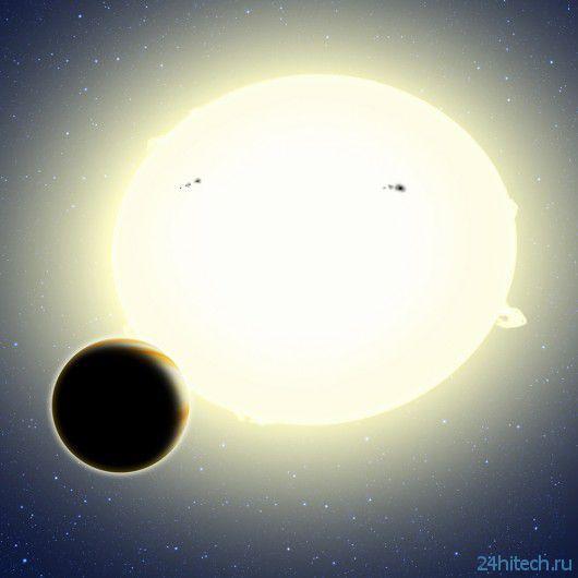 «Планета Эйнштейна» становится первой экзопланетой, обнаруженной новым методом