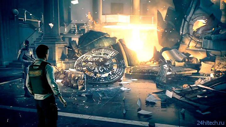 Quantum Break — эксклюзив Xbox One от разработчиков Max Payne и Alan Wake