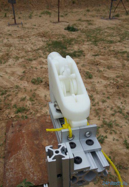 Распечатанное на 3D-принтере оружие полшло испытания (14 фото + видео)