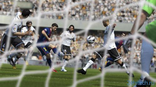Режим FIFA 14 Ultimate Team выйдет на PlayStation 4