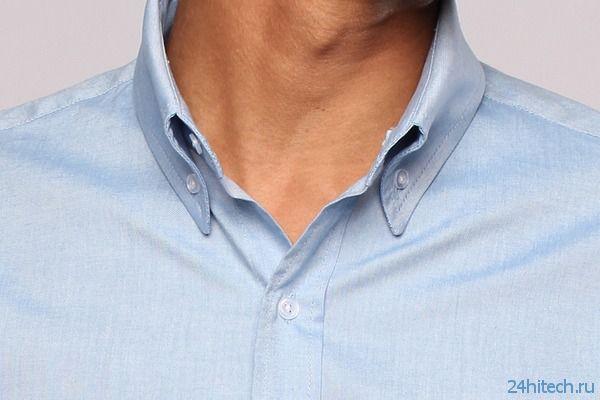 Рубашка, которая 100 дней сохраняет свежеть без стирки (4 фото + видео)