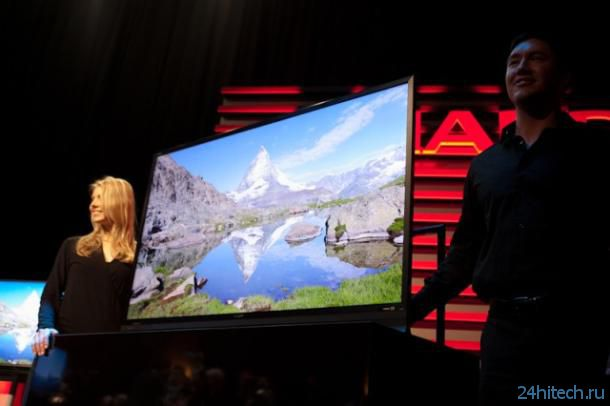 Sharp выпустит новые Ultra HD-телевизоры этим летом
