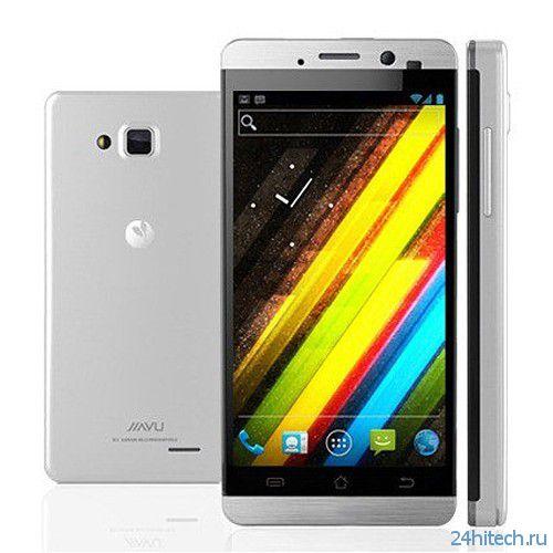 Смартфон JiaYu G3S предлагает четырёхъядерную SoC MediaTek и ёмкую батарею за 7