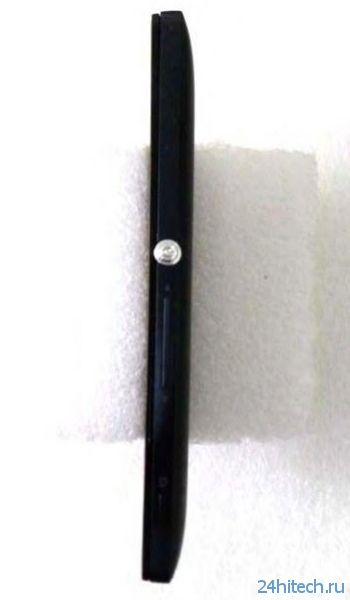 Sony Xperia UL – необъявленный гуглофон с ТВ-тюнером (4 фото)