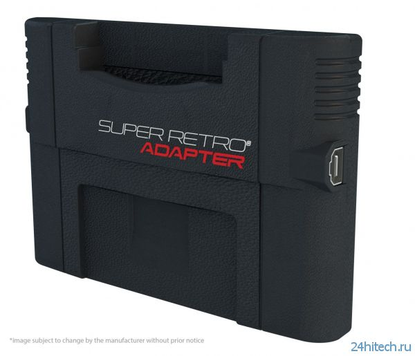 Супер-ретро-консоль Retro-Bit – отдай дань олдскулу
