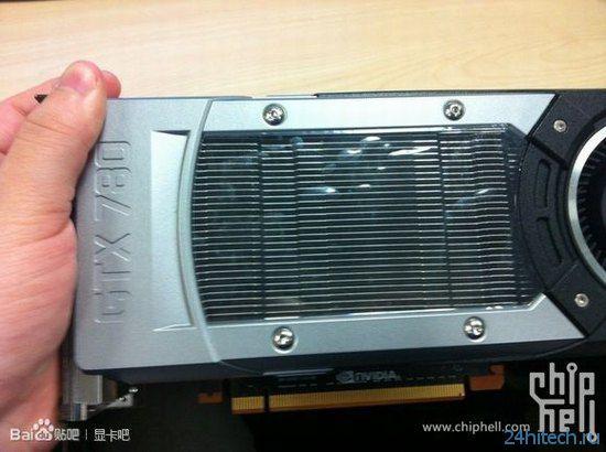Видеокарты GeForce GTX 780 и GeForce GTX 770 поучаствовали в фотосессии