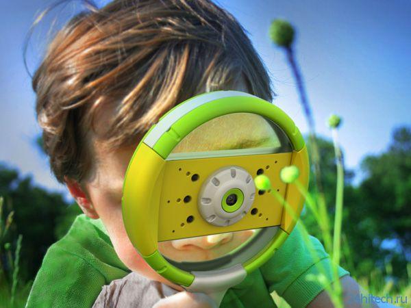 iSCOPE – электронная лупа для детей с iPhone (2 фото)