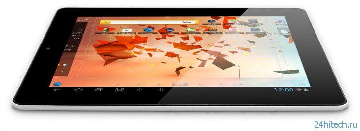 teXet TM-9751HD: впервые teXet выпустил планшет с четырехъядерным процессором и экраном сверхвысокого разрешения