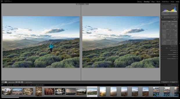 Adobe Photoshop Lightroom 5 доступен для загрузки за 9