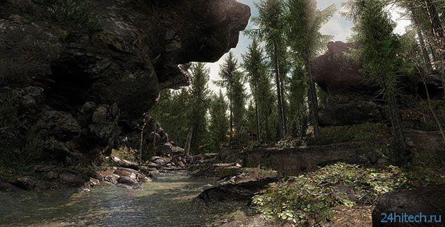Crytek объявила о внедрении поддержки PS4 в движок CryEngine 3