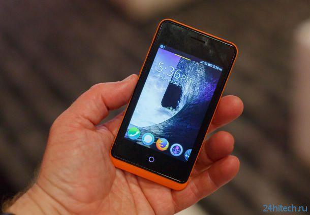 Foxconn разрабатывает пять Firefox-устройств, включая планшет