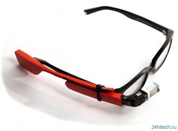 Очки Google Glass разобрали на части (56 фото)