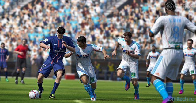 Особенности предварительного заказа FIFA 14 в России