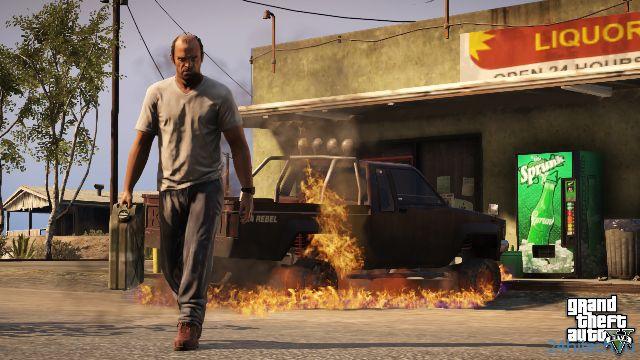 Отсутствие GTA 5 на Xbox One и PS4 не навредит продажам игры