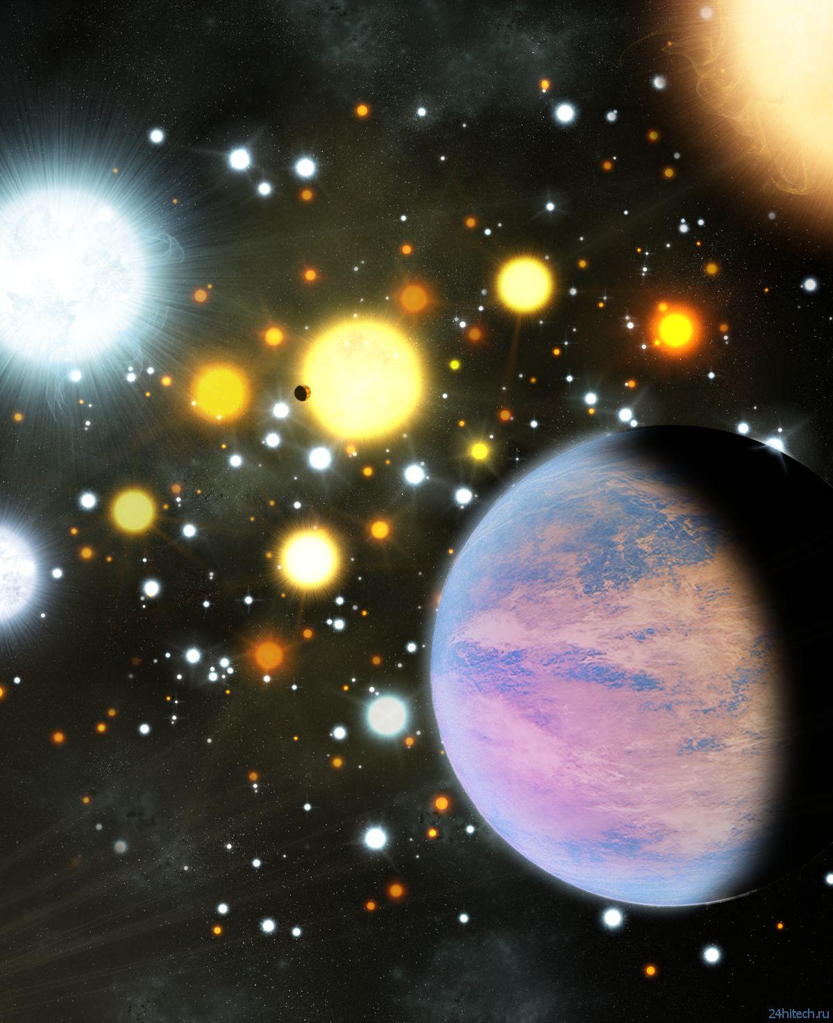 Старое звездное скопление скрывает важные секреты